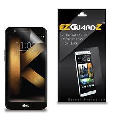 2X EZguardz Clear Screen Protector Shield HD 2X For LG K20 Plus