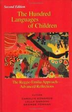 The Hundred Languages of Children: The Reggio Emilia Approach Advanced-ExLibrary