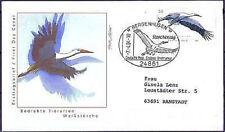 BRD 2004: Weißstorch FDC Nr. 2393! Storchentag-St. Bergenhusen! Gelaufen! 1A 158