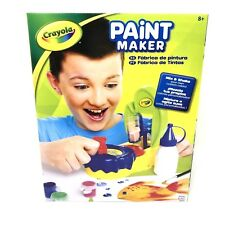 Crayola Paint Maker Children Kids Nontoxic