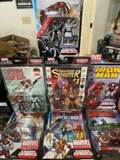 "Marvel Legends 3.75"" Action Figure Set with Exclusive Comics lot of 7!"