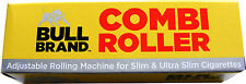 BULL BRAND REGULAR CIGARETTE COMBI ROLLING / ROLLER MACHINE - SLIM & ULTRA SLIM