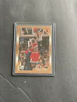 1998-99 Topps Michael Jordan Chicago Bulls HOF NM Clean Legand