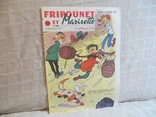 Fripounet et Marisette  12 octobre 1958 n° 41