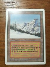 MTG Magic: The Gathering Taiga Unlimited - LP