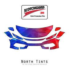 Honda Civic Coupe 2016-2017 PreCut 3M Scotchgard Paint Protection Clear Bra Kit