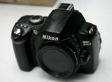 Nikon D40 Digital SLR Camera - Black (Body Only)