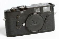 Leica M4 Lack Paint Gehäuse Original Leica M4 Black Lack 1969-70