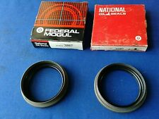 National Oil Seals Wheel Seal # 3087 PAIR
