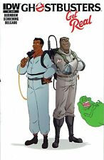 GHOSTBUSTERS GET REAL #4 STANDARD COVER