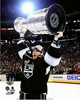 """Jonathan Quick Los Angeles Kings 2014 Stanley Cup Trophy Photo (Size: 8"""" x 10"""")"""