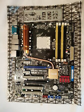 ASUS M2N-SLI Deluxe Socket AM2 AMD with I/O shield