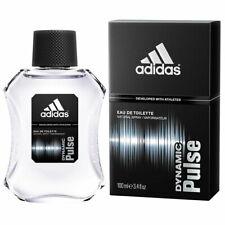 Adidas Dynamic Pulse Eau DE Toilette 3.4 oz Spray for Men