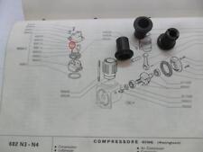 SEDE GUIDA VALVOLA COMPRESSORE FIAT 682 N2/N4 WESTINGHOUSE 1/350039
