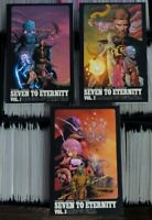 Seven to Eternity TPB Volumes #1-3 Complete Series Image Remender