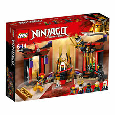 70651 LEGO Ninjago Throne Room Showdown 221 Pieces Age 6+ New Release For 2018!