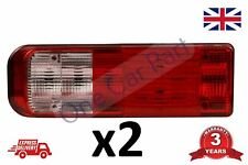 Par De Cola Trasero De Ford camión de carga Luz Lámpara Nuevo Derecho E Izquierdo RH LH 2x