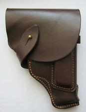 Original Soviet Russian Makarov Pistol Holster Leather Brown NEW