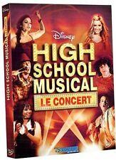 High School Musical - Le Concert + Premiers pas sur Scène - DVD Disney