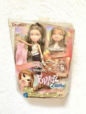 More details for new boxed sealed bratz design your own yasmin fashion doll with stylin' head