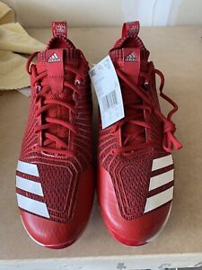Adidas Men's Boost Icon 3 Baseball Shoes Cleats Sz. 9 NEW