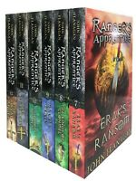 Rangers Apprentice Series 2 John Flanagan Collection 6 Book Set The Royal Ranger