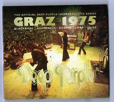 Live in Graz 1975 [Digipak] * by Deep Purple (Rock) (CD, Sep-2014, Eagle)