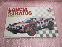 NEW - ESCI LANCIA STRATOS PIRELLI 1/24 SCALE MODEL CAR KIT 3059 MADE IN ITALY