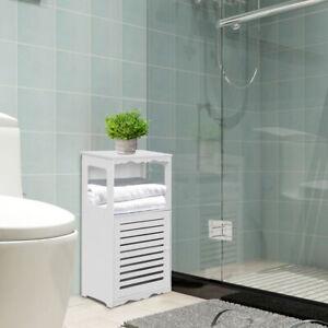 Badschrank Badezimmerschrank Badezimmer Unterschrank Badregal mit Eckschrank
