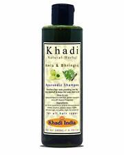 Khadi Natural Herbal Amla Bhringraj Shampoo for Men Women 200ml All Hair Types