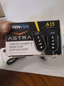 Scytek A15 Remote Start