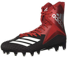 Adidas Mens Freak X Carbon High Football Cleat Black Power Red 17.0 M