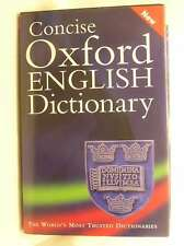 Concise Oxford English Dictionary: 11th edition revised (Concise Dictionary), H.