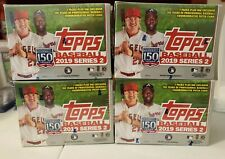 2019 Topps Series 2 Blaster Box Lot (4) Vlad Jr NNO? Alonso? Fernando Tatis Jr?