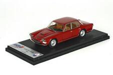 Maserati Quattroporte  1965  Red Limited 108 pcs BBR 1:43 BBR160A