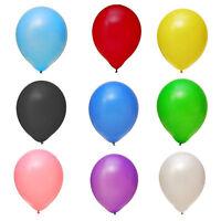 Paquete de 127-25.4 cm Helio Látex Aire Calidad Globos para fiesta Cumpleaños