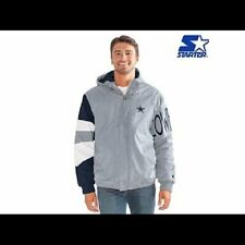 Officially Licensed NFL Knockout Starter Jacket 558097-J