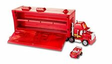 Gioco Camion Trasportatore Mack Saetta MC Queen Cars 3 Disney Pixar Mattel