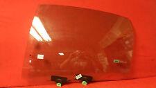 2006 - 2013 CHEVROLET IMPALA REAR LEFT DOOR WINDOW MOVEABLE GLASS OEM