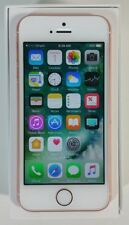 Apple iPhone SE Straight Talk locked 16GB • BRAND NEW • Prepaid Smartphone