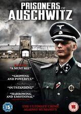 Prisoners of Auschwitz (DVD) (NEW AND SEALED) (REGION 2) (FREE POST)