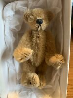 "Miniature Mohair Teddy Bears 3.5"" By Artist Deb Canham"