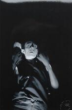 Peter Murphy, Bauhaus, Paradiso, Amsterdam, 1980 - signed verso