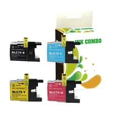 4 pk LC79 ink set for Brother MFC-J6910DW MFC-J5910DW MFC-J6710DW Printer