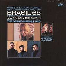 THE SERGIO MENDES TRIO Brasil 65 WANDA DE SAH Capitol Records Sealed Vinyl LP