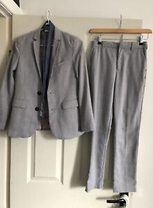River Island Boys 3 Piece Suit Age 11 Yrs