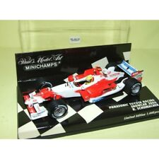 TOYOTA RACING TF105 2006 R. SCHUMACHER MINICHAMPS 1:43 10ème