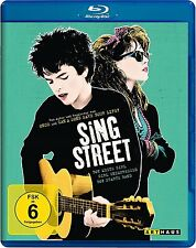 SING STREET (Ferdia Walsh-Peelo, Aidan Gillen) Blu-ray Disc NEU+OVP