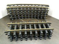 New Bright Holiday Express #385 DAMAGED Track Lot FOR REPAIRS