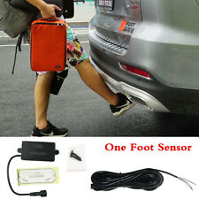 Kick Foot Activated Trunk Opener Sensor Kit Tailgate Contactless Opening Device